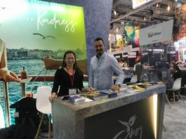 DOC at the World Travel Market 2019