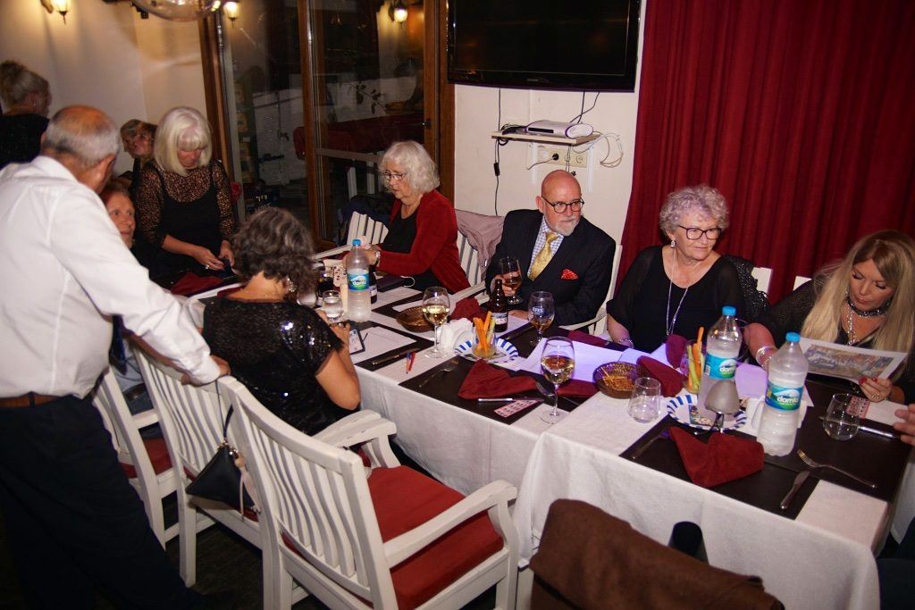 Hollywood Night at the Grape Garden Bar & Restaurant, Üzümlü