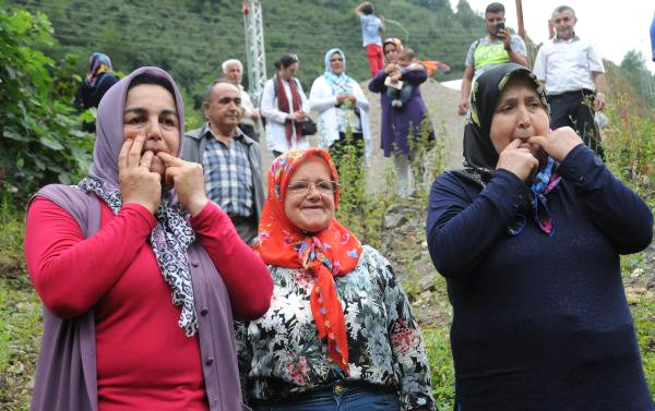 Kuş dili - whistle language of Black Sea nominated for UNESCO