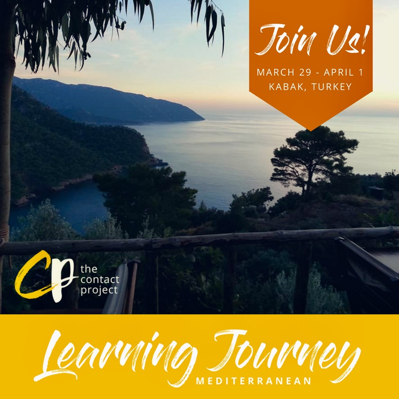 TheContactProject - Learning Journey Mediterranean