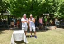 Fethiye Bowling Association Men's Singles competition