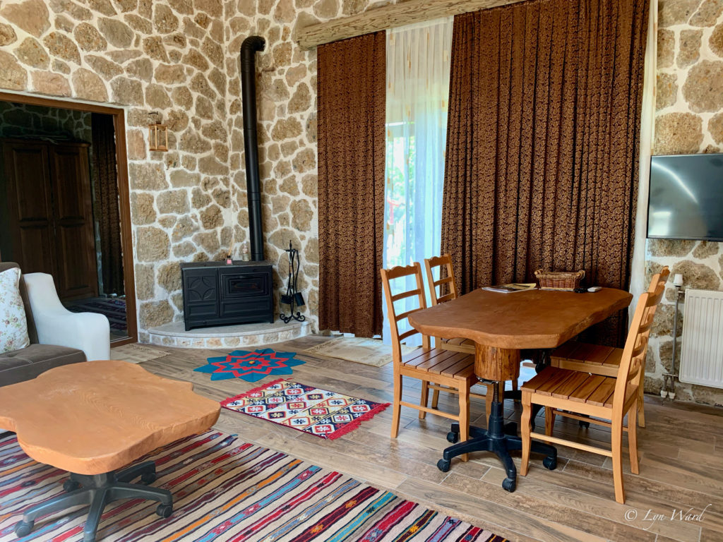 Stone house holidays in a stunning rural, traditional location
