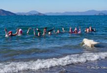 Çalış Children's Charity (3C's) New Year's Day Splash