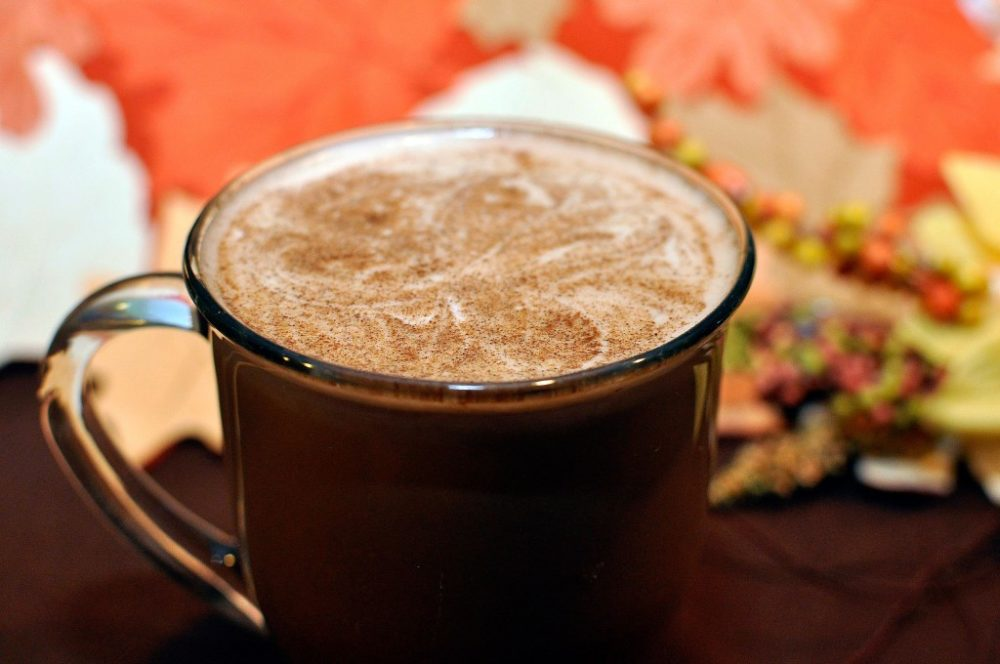 Top 5 warming winter drinks