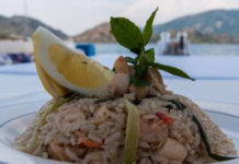 Recipe Box – Fish and Seafood - Denizci Pilavı (Sailor's Rice)