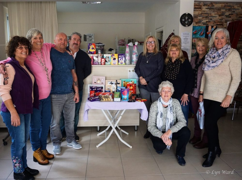 Charity News & Events – week ending 02 March 2019 – big hearted couple donate to Çalış Children's Charity
