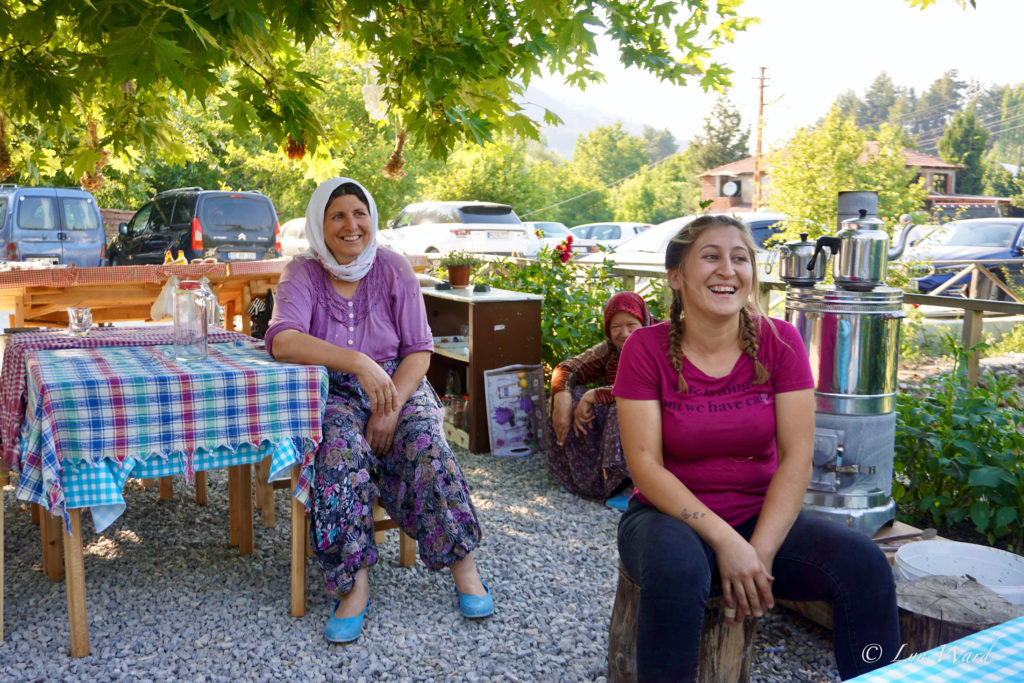 "Elmalı - life in the ""slow lane"""