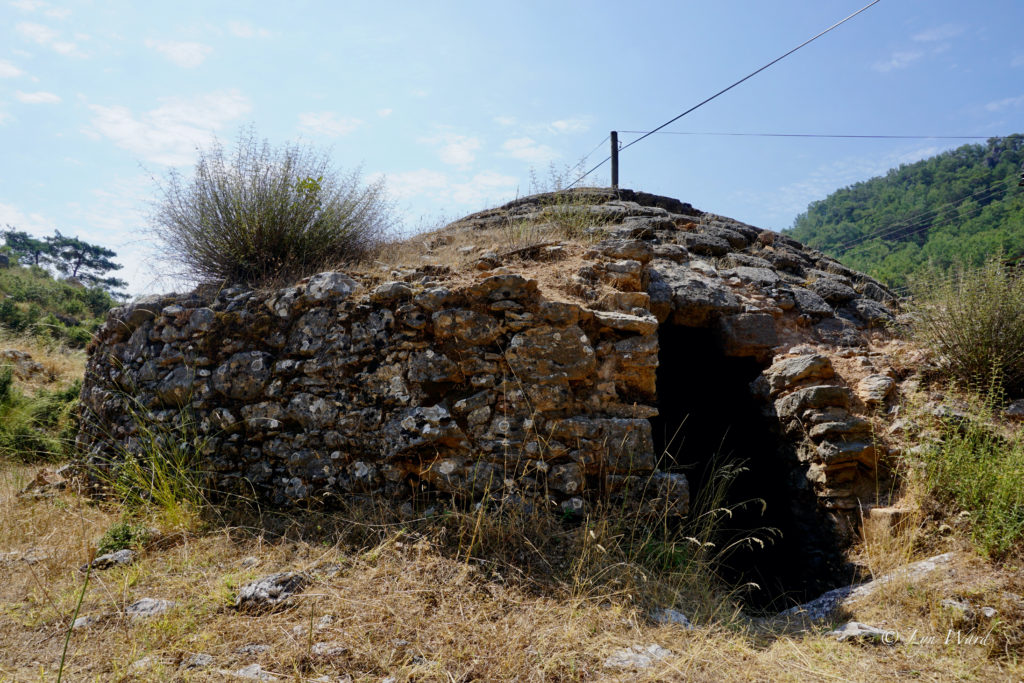Water cisterns - relics of a bygone era