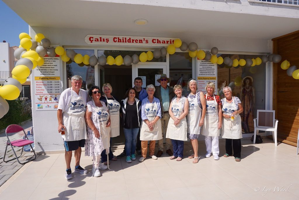 Charity News & Events – week ending 20 April 2019 - 3C's charity shop officially opens it's doors