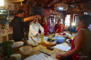 Ozlem Warren returns to Kalkan: hands-on cookery class at Guru's Place Cookery School - 5 May 2020 @ Guru's Place Cookery Schol