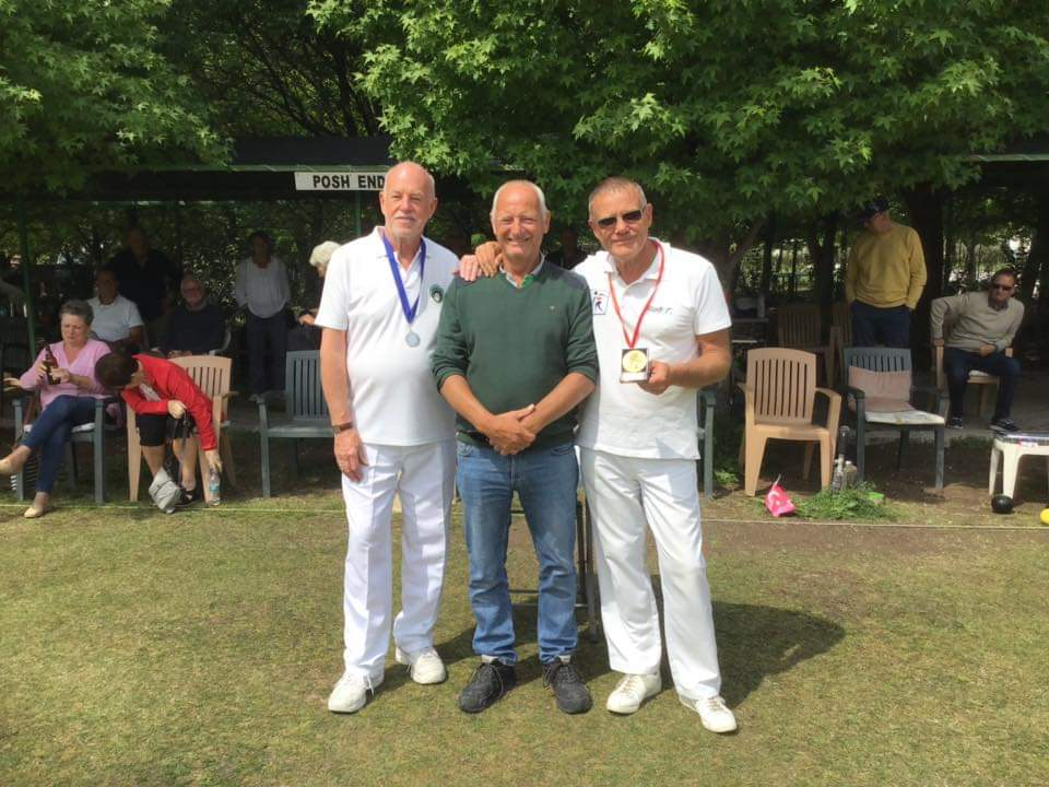Fethiye Bowling Association Non-Winners Cup