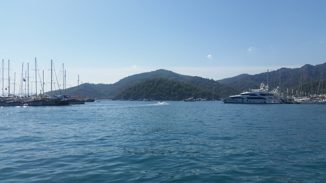 Göcek: a magnet for sailors and luxury property investors