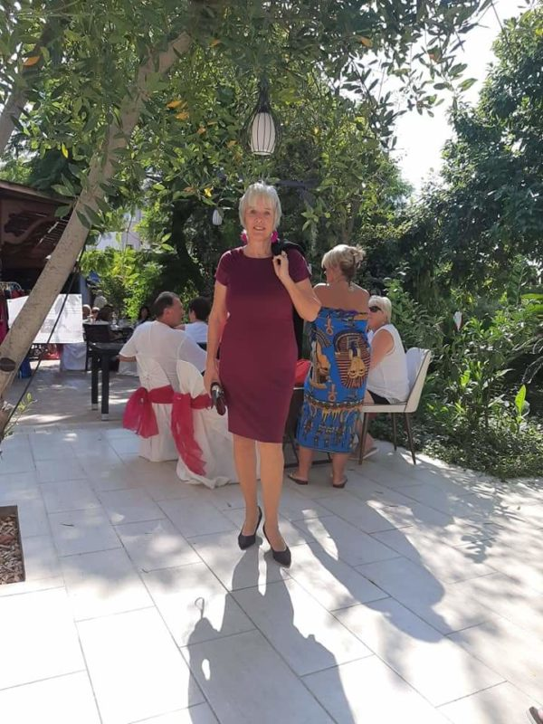Çalış Children's Charity (3C's) Autumn coffee morning and fashion show