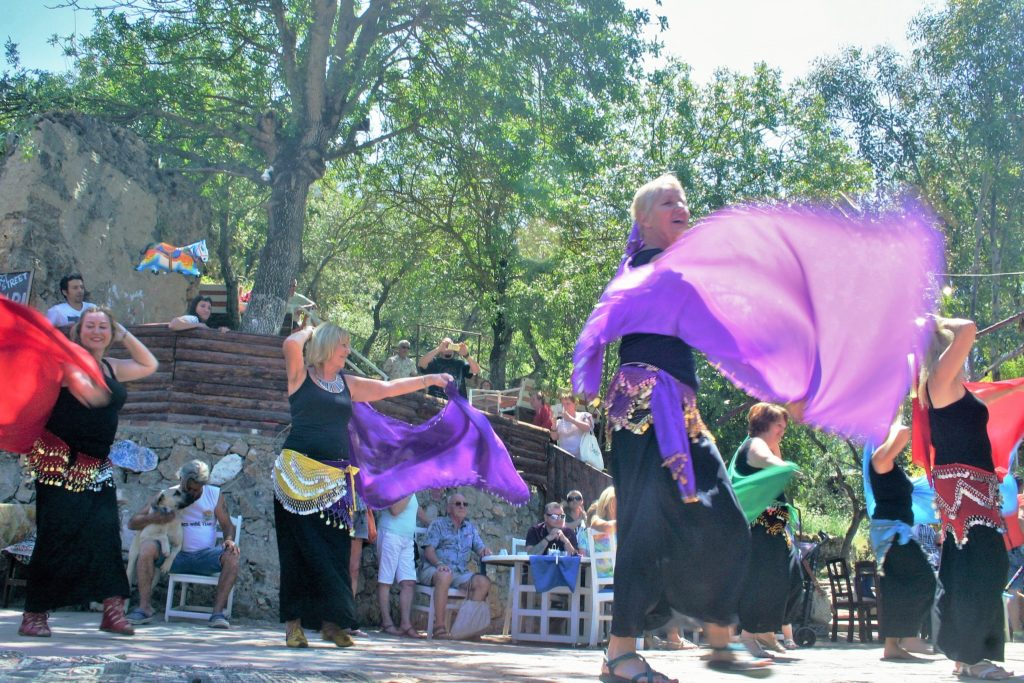In photos: Kayaköy Festival (Şenliği) - music, dance and much more