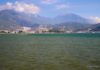 Algal bloom in Fethiye
