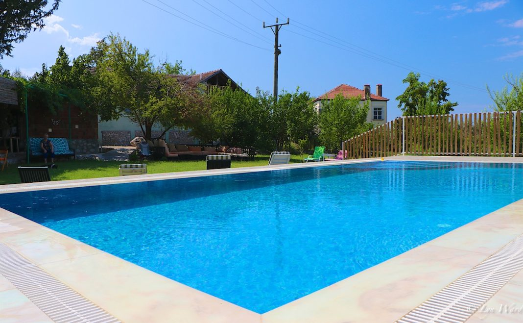 Yesil's Kelebek Ev - the perfect place to get away from it all