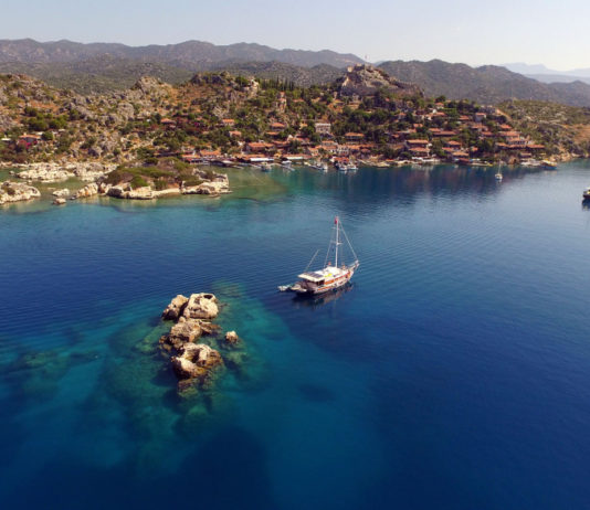 Can a hidden underwater city bring tourists back to Turkey?