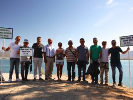 Working together to Keep Fethiye Clean!