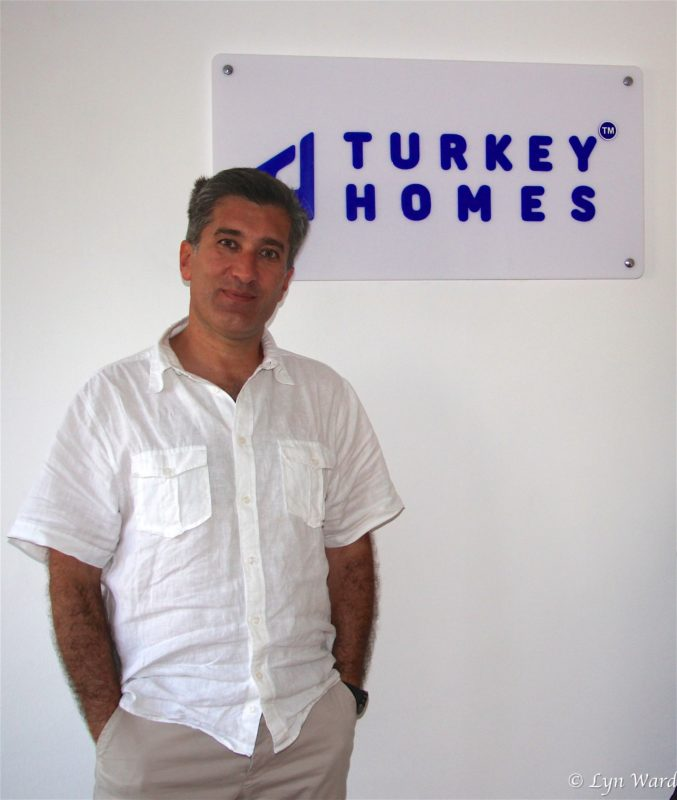 A new home for Turkey Homes