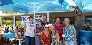Charity News & Events – week ending 6 October 2018 - FIG's first new style coffee morning