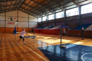 Play badminton in Fethiye and Seydikemer