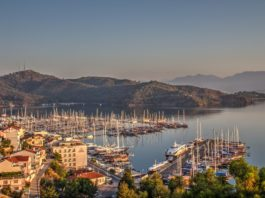 How the Travel Foundation is protecting the waters of Fethiye
