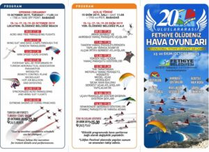 20th International Fethiye Ölüdeniz Airgames @ Ölüdeniz