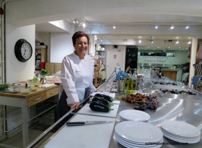Ozlem's Turkish Table returns to Fethiye: hands on Turkish Cookery Class with Ozlem Warren at Yakamoz Hotel