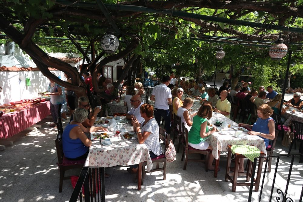 Özlem's Turkish Table comes to Fethiye