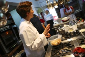 Ozlem Warren returns to the Yakamoz Hotel: join her again for a hands-on cookery class @ Yakamoz Hotel