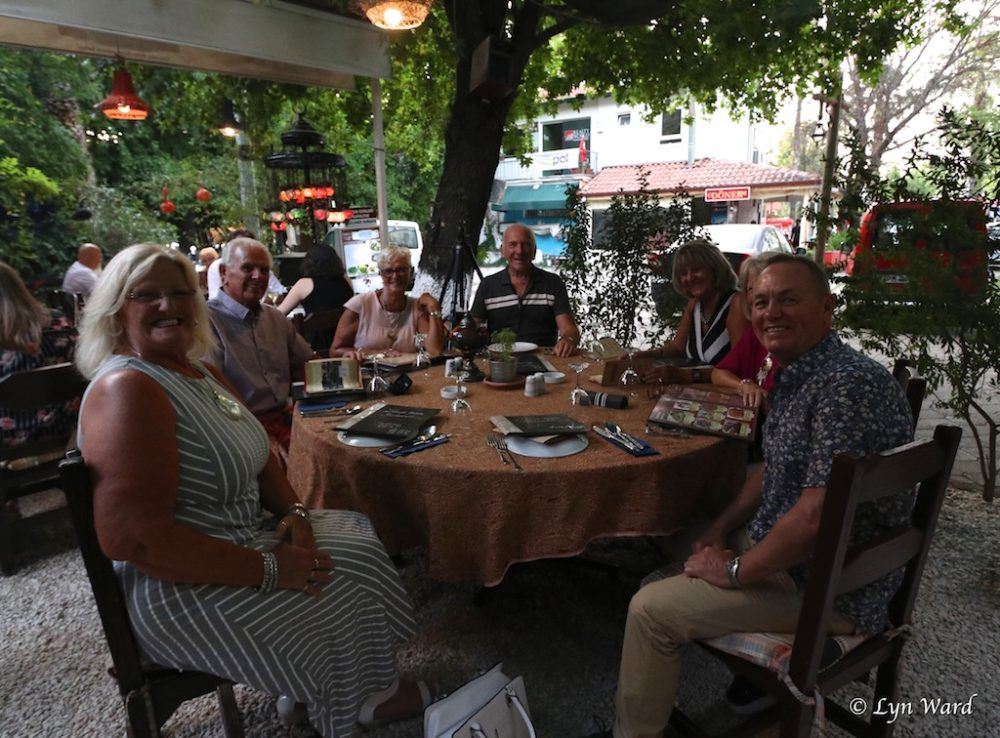 Özlem's Turkish Table: Recipes from My Homeland - a very special day for Fethiye
