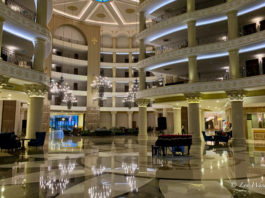 The Akrones Thermal Spa Hotel – the ideal place to enjoy Ottoman opulence