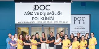 "Dental Operations Centre - ""Smile with your DOC"""