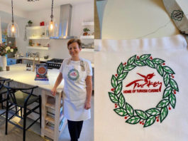 Özlem's Turkish Table: Recipes from My Homeland - and now an Özlem's Turkish Table apron