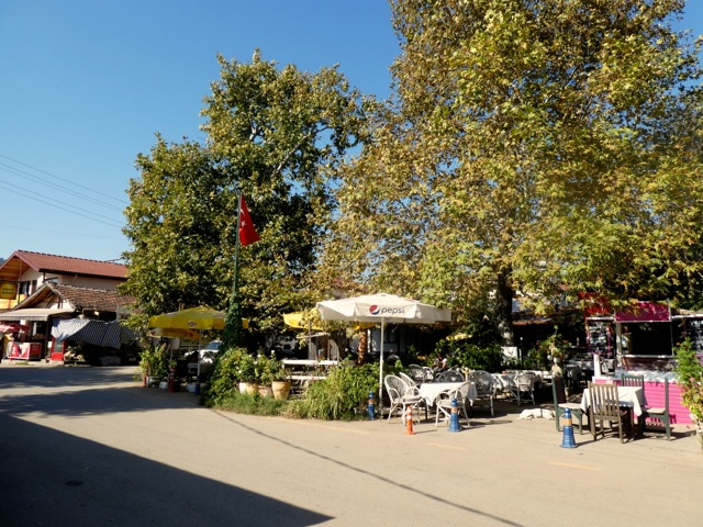 Sonbahar - Autumn in and around Fethiye