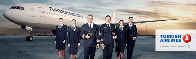 "Turkish Airlines - ""The World under Our Wings"""