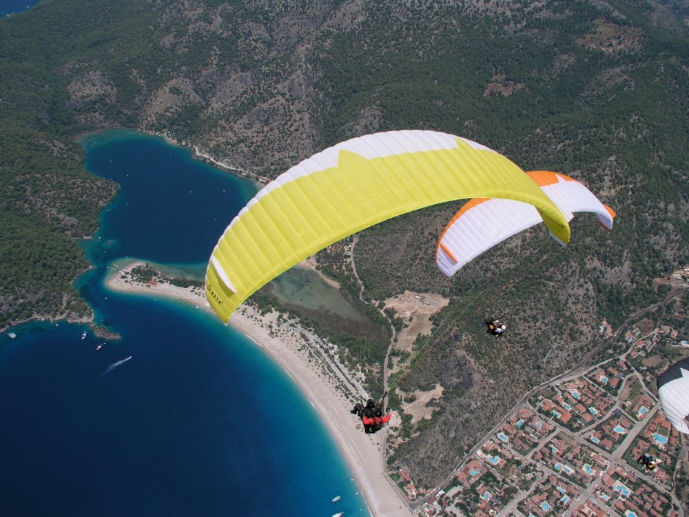 Activities - Paragliding