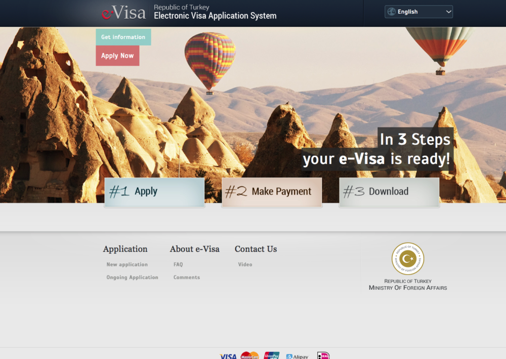 Watch out, watch out - there are E-visa scams about!