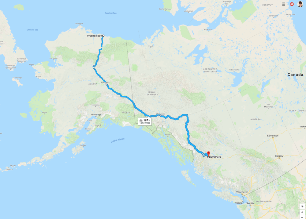 Alaska to Argentina – the ultimate road trip