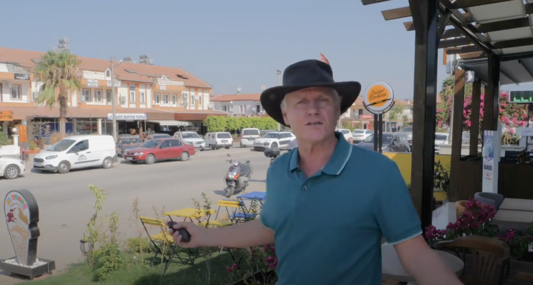 A look at Yerguzlar Caddesi with Mick