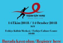 Yaşam İçin Yarış (Race For Life Turkey) - Registration Points - Open Now!