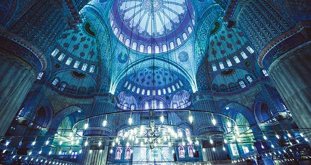 The greatness of Ottoman architecture