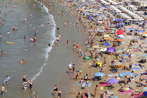 Turkish Tourism Revenue in 2017 Rebounded By 18.9%