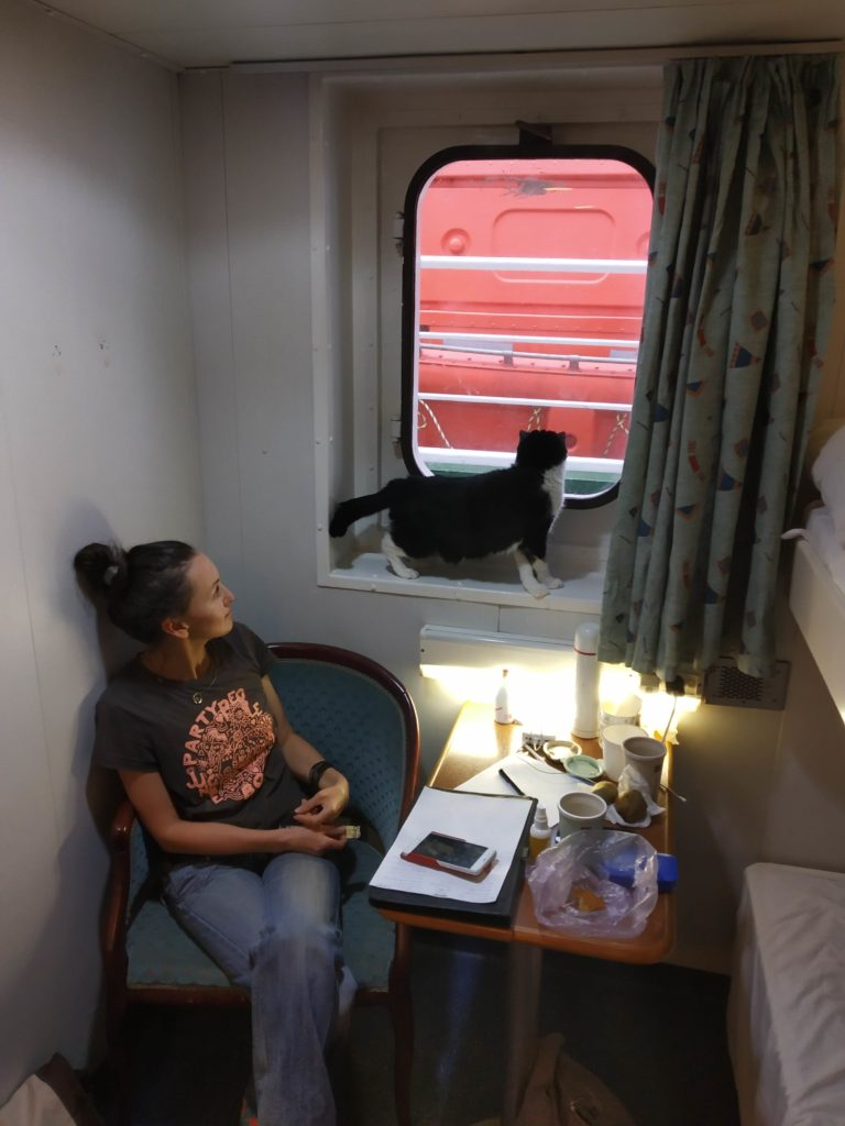 From Kiev to Antalya - the couple (and cat) who changed EVERYTHING