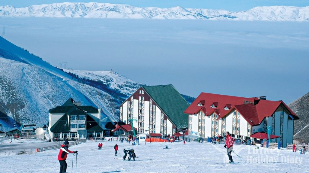 Skiing in Turkey - more than a summer destination