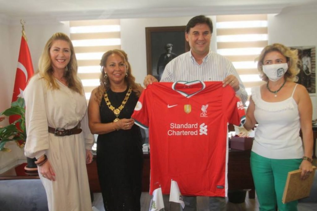 Talking with Anna Rothery, the Lord Mayor of Liverpool - Fethiye Times