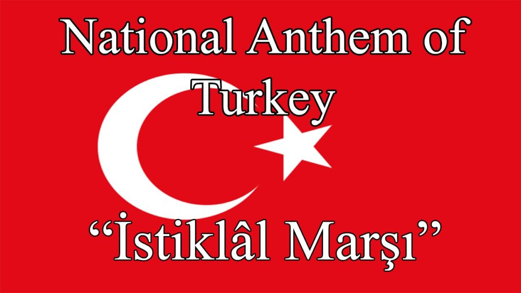 İstikbal Marşı - Turkey's National Anthem