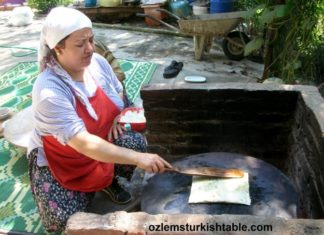 Pancake Day the Turkish Way