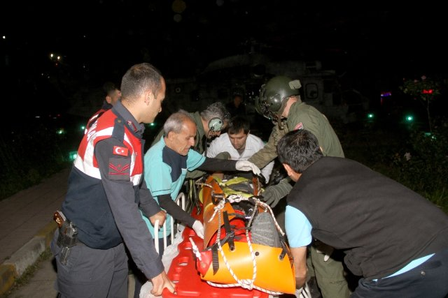 Two more paragliding accidents on the slopes of Mendos Mountain