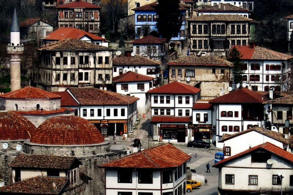 UNESCO World Heritage sites in Turkey - part one